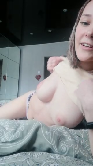 Teasing and showing on Periscope